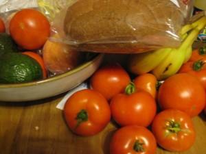 Still Life With Tomato
