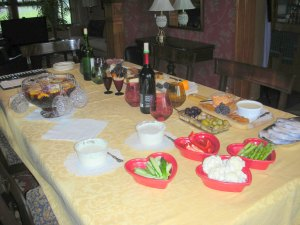 Wine & Cheese party