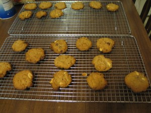Cooling Cookies!
