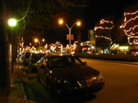 The Lights of Massachusetts Avenue