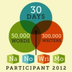 National Novel Writing Month 2012
