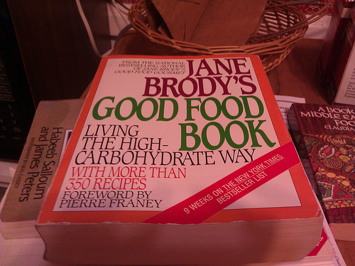 Jane Brody Cookbook