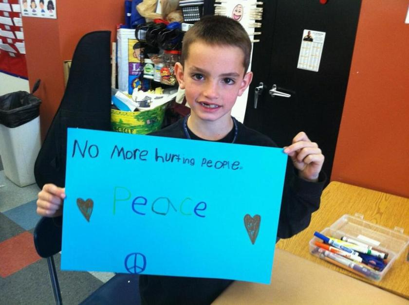 No More Hurting People Photo