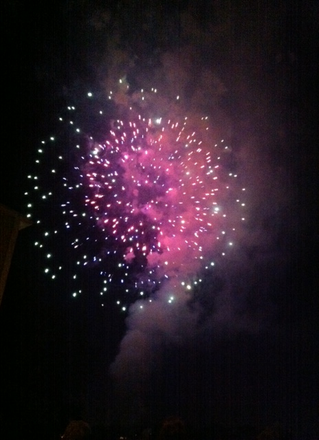 Arlington Town Day Fireworks