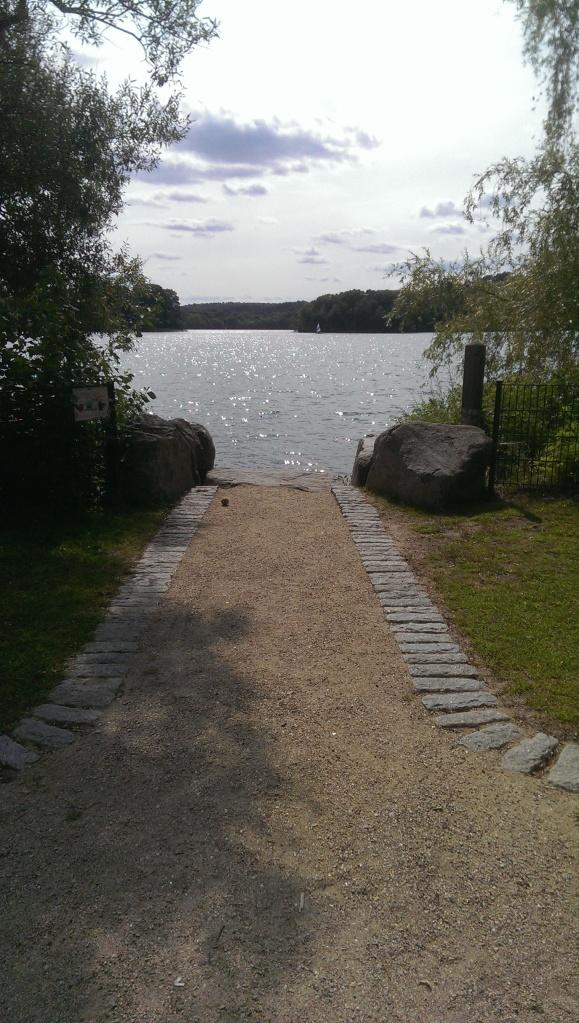 Spy Pond Pathway